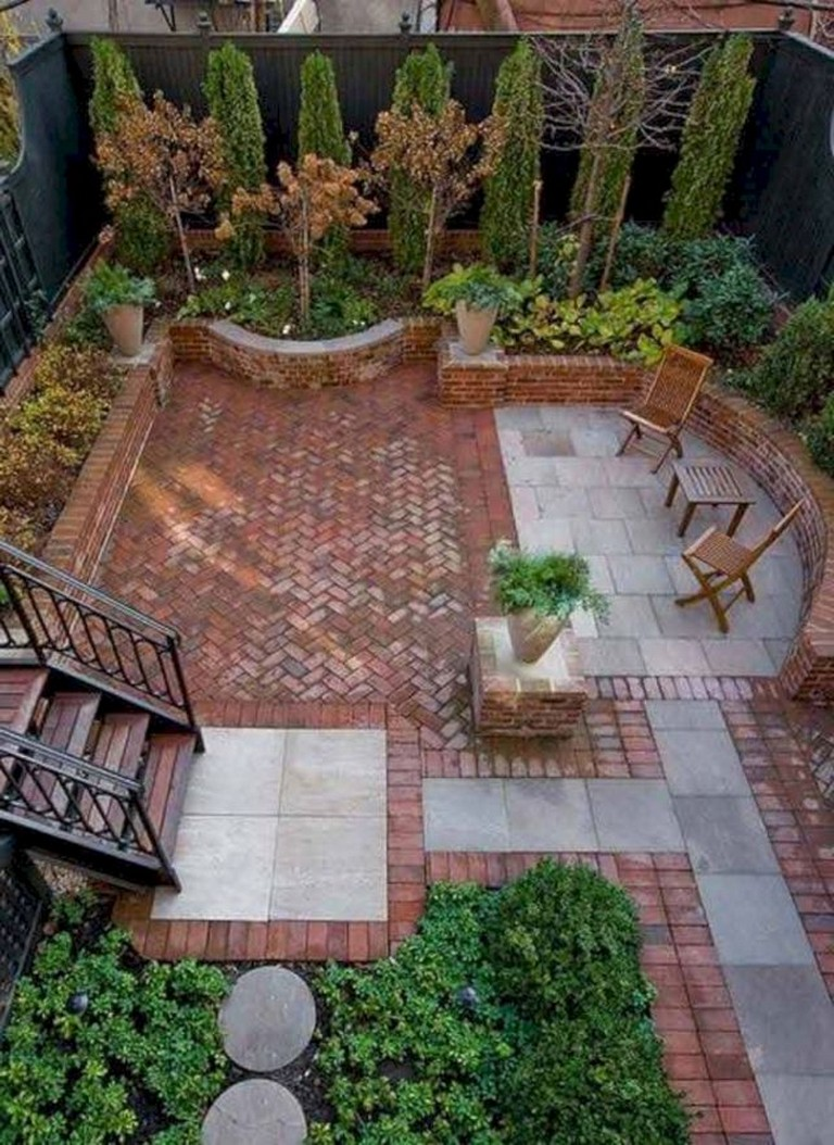 50 Good Small Backyard Landscaping Ideas On A Budget