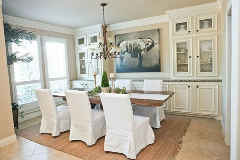 18 Good Dining Room Built In Cabinets And Storage Design Page 2 Of 19